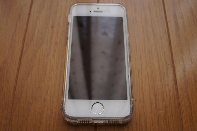 Highend berry iPhoneSE ケース