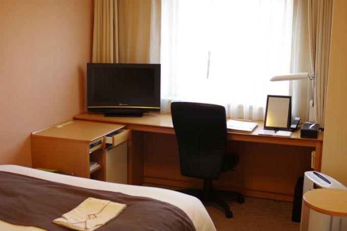 リッチモンドホテル 帯広 シングルルーム