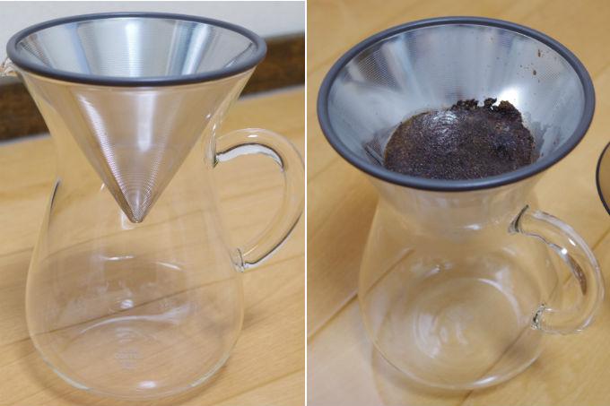 コーヒーカラフェ