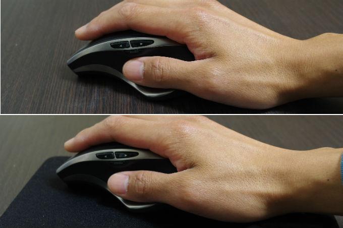 マウス リストレスト 効果