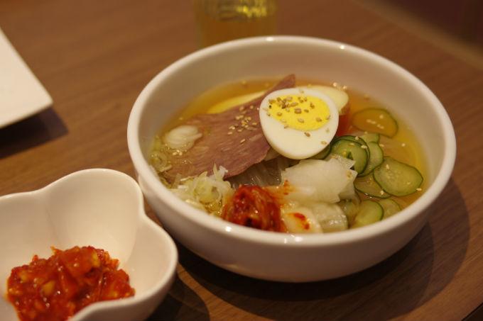 盛岡冷麺(ハーフ)