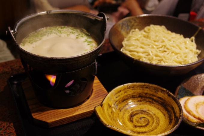 田楽 あつ麺