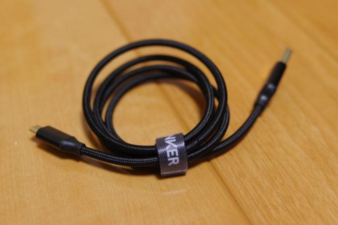 Anker 高耐久ナイロン USBケーブル