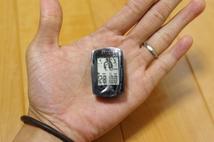 ストラーダ デジタルワイヤレス 大きさ