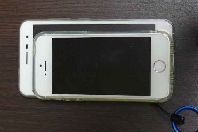 Zenfone3 iPhoneSE