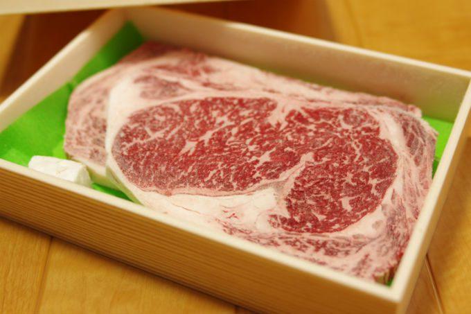 上州牛 サーロインステーキ