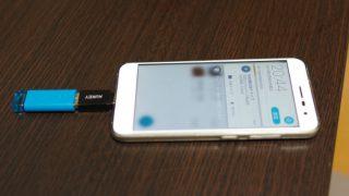 USB Type-C変換アダプター 使い方