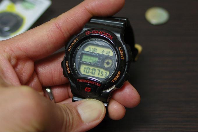 G-SHOCK DW-6100