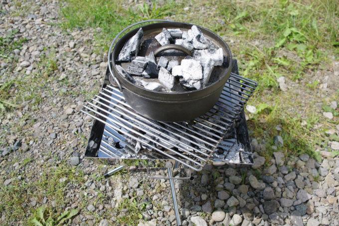 ファイアグリル ダッチオーブン