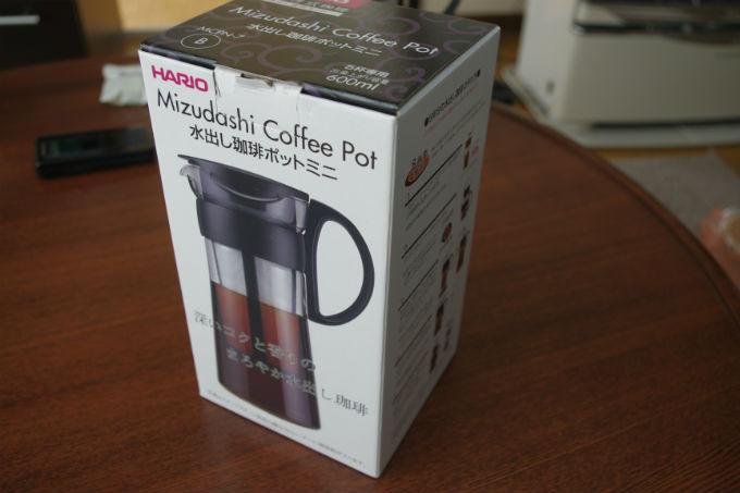 HARIO 水出しコーヒーポットミニ