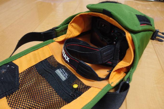 クランプラー カメラバッグ PENTAX K-3