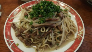 京華園 ニラパンメン