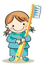 子供 歯磨き イメージ