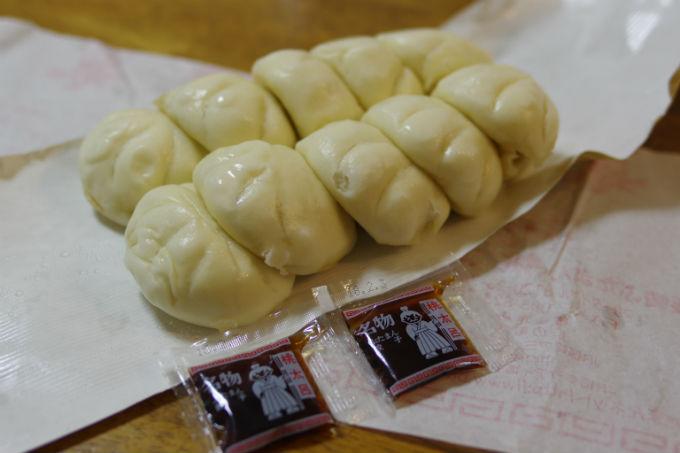 桃太呂 豚まん 10個