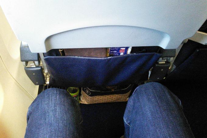 スカイマーク 座席広さ